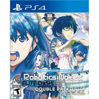 Robotics;Notes Elite & DaSH Double Pack - PlayStation 4