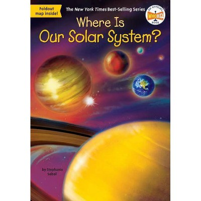 Where Is Our Solar System? -  (Where Is...?) by Stephanie Sabol (Paperback)