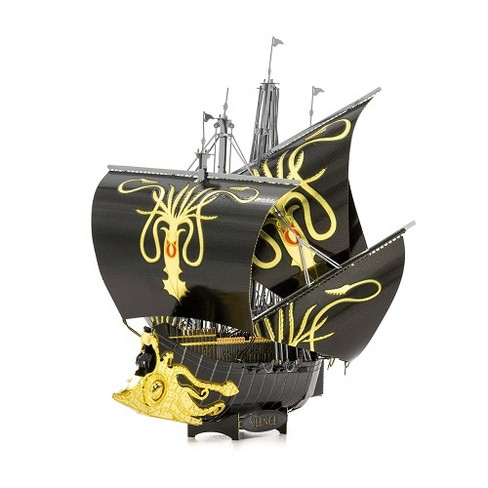 Fascinations Metal Earth ICONX - Game of Thrones - Silence 3D Metal Model Kit - image 1 of 3