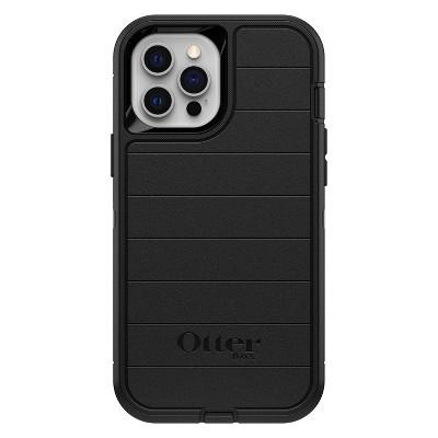 OtterBox Apple iPhone 12 Pro Max Defender Series Pro Case -  Black