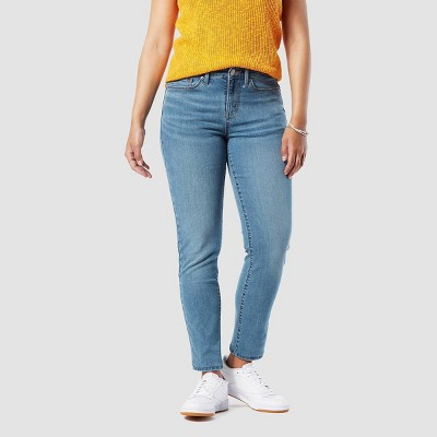 DENIZEN® from Levi's® Women's Mid-Rise Slim Jeans
