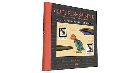Griffin & Sabine : An Extraordinary Correspondence (Anniversary, Limited) (Hardcover) (Nick Bantock) - image 1 of 1