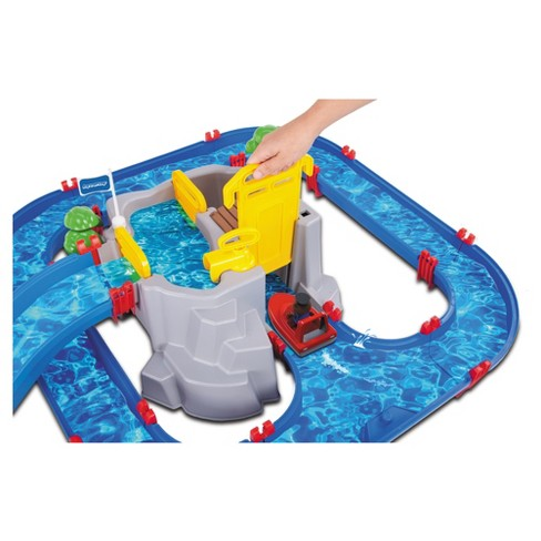 d3b166a8b62 Aquaplay® Mountain Lake Water Playset