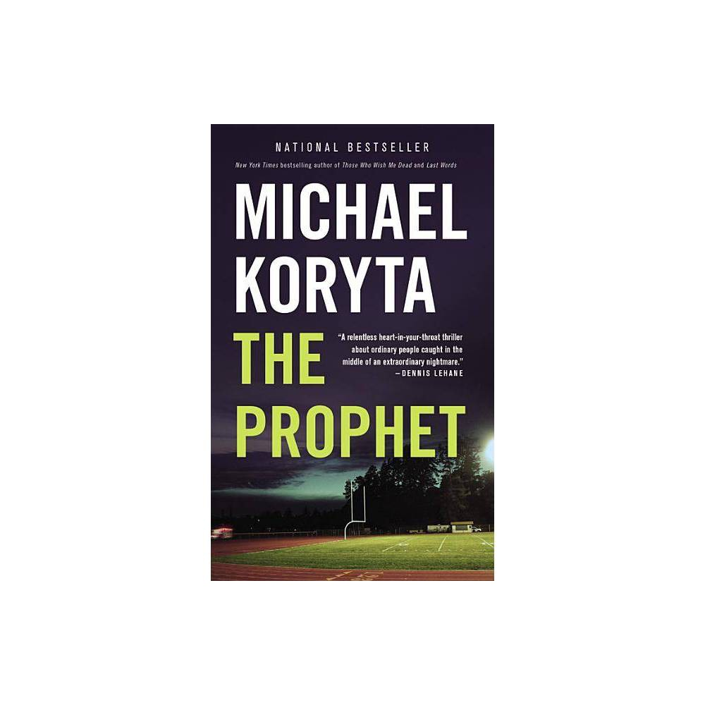 The Prophet Large Type Large Print Large Print By Michael Koryta Paperback