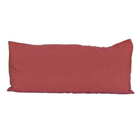 Deluxe Hammock Pillow - Burnt Orange - Algoma - image 1 of 4