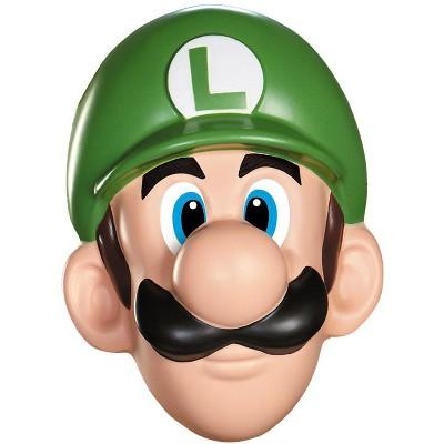 Super Mario Luigi Adult Mask