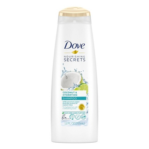 Dove Nourishing Rituals Coconut & Hydration Shampoo - 12 fl oz - image 1 of 4