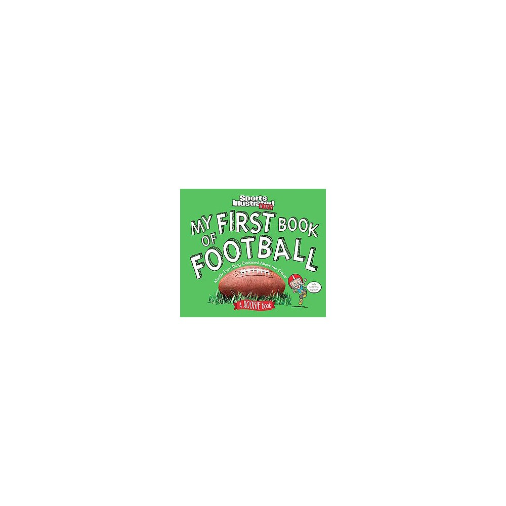 My First Book of Football : A Rookie Book (Hardcover)