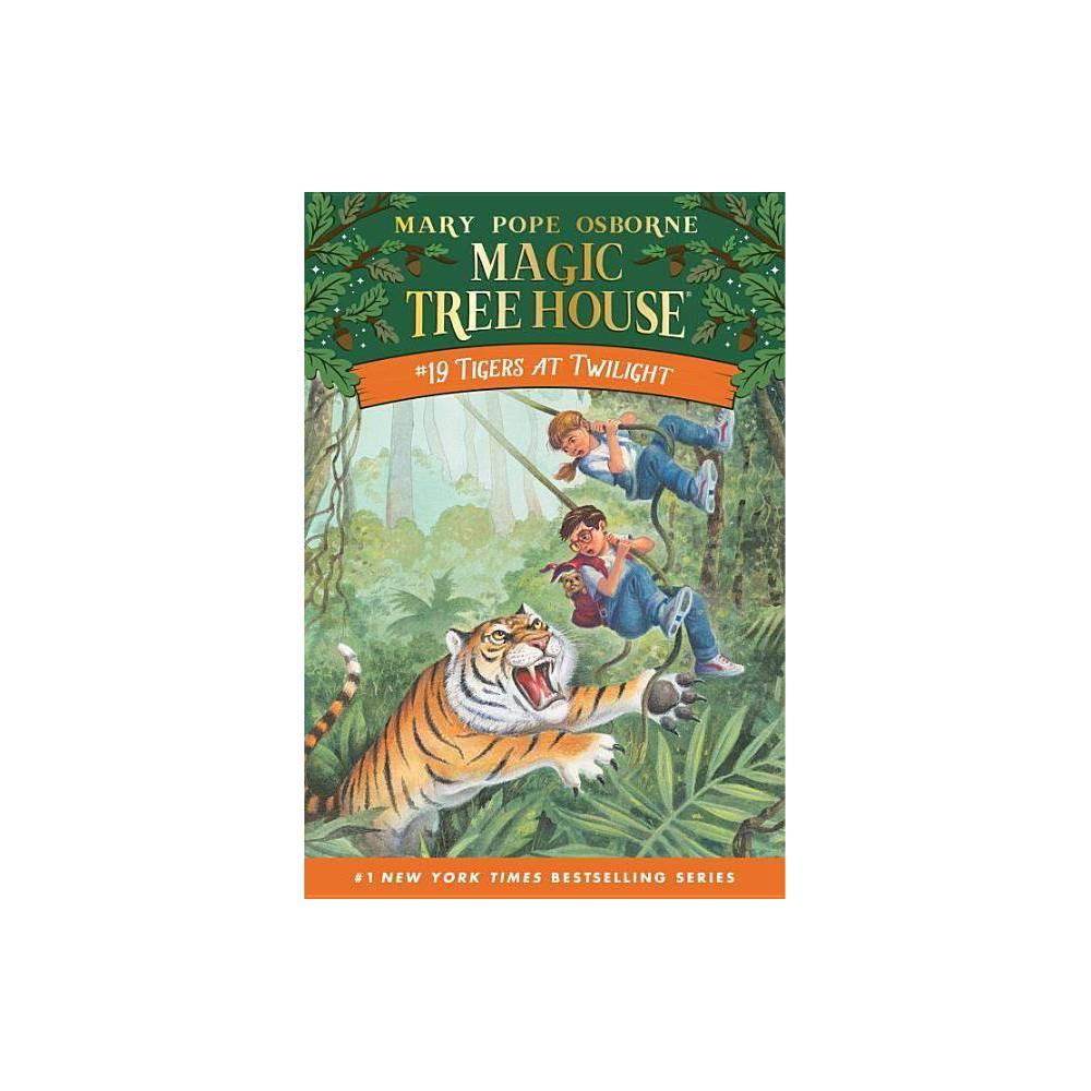 Tigers At Twilight Paperback Mary Pope Osborne