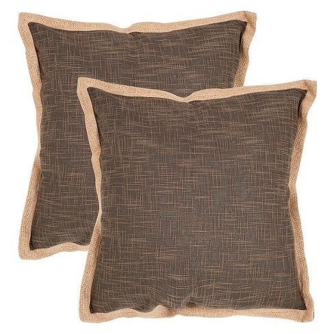 Madeline Throw Pillow Set Of 2 - Safavieh® - image 1 of 2
