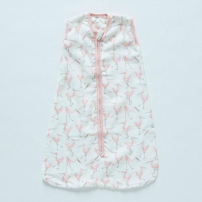 Patina Vie 100% Cotton Special Delivery Storks