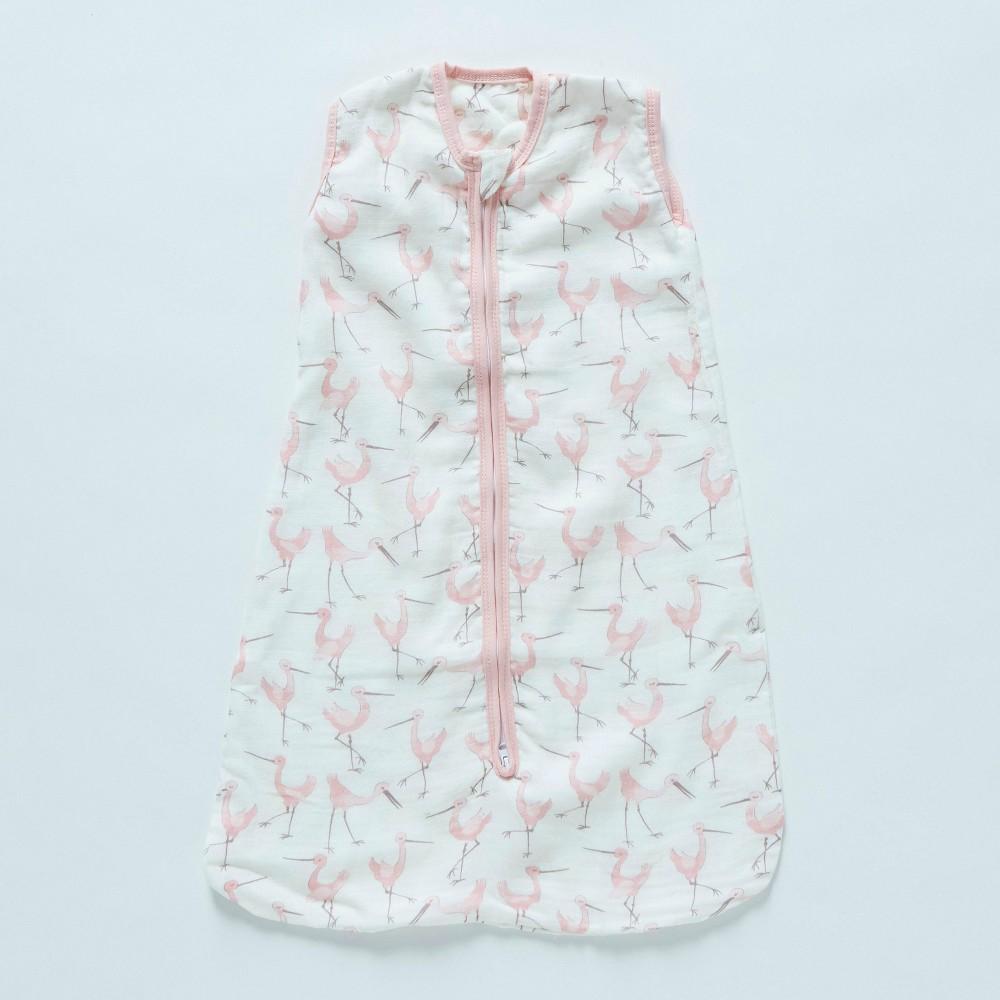 Patina Vie Sleepsack 100 Cotton Wearable Blanket Storks