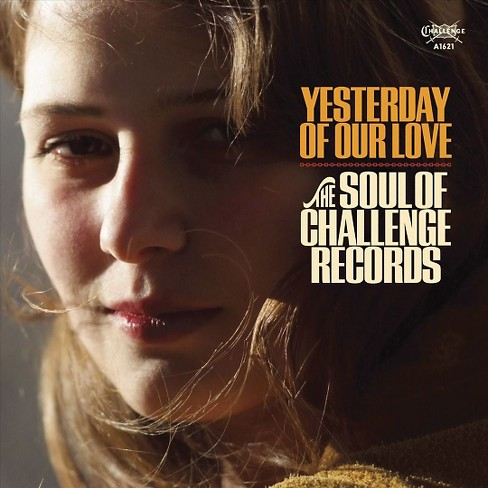 Various - Yesterday of our love:Soul of challe (Vinyl) - image 1 of 1