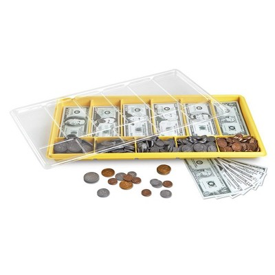 Learning Resources Giant Classroom Money Kit, Ages 5+