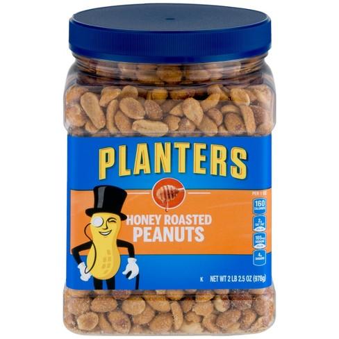 Planters Honey Roasted Peanuts - 2lb : Target on planters almonds nutrition, planters nuts nutrition, planters honey nut snack, planters cocktail peanuts nutrition, planters sunflower seeds nutrition, planters dry roasted pecans, planters roasted cashews, planters peanuts nutrition label, planters peanuts are healthy, planters dry roasted peanuts, planters unsalted peanuts nutrition, planters salted peanuts nutrition, planters peanuts slogan, planters honey roasted nuts, planters trail mix nutrition, planters cashews nutrition information, planters lightly salted peanuts,
