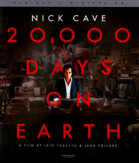 20,000 Days On Earth (Blu-ray) - image 1 of 1