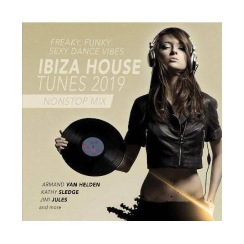 Various - Ibiza House Tunes 2019 (CD) - image 1 of 1