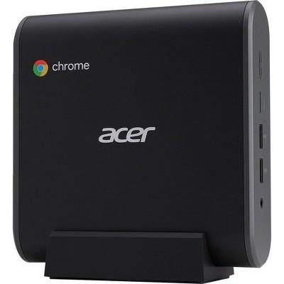 Acer CXI3 Chromebox - Core i3 i3-8130U - 8 GB RAM - 64 GB Optane Memory - Chrome OS - Intel UHD Graphics 620 - Wireless LAN - Bluetooth