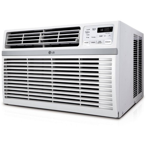LG Electronics 10,000 BTU 115V Window Mounted Air Conditioner with Remote Control - image 1 of 3