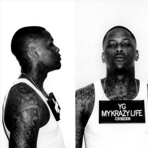 Yg - My krazy life (CD) - image 1 of 1