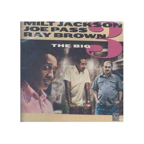 Joe Pass - Big 3 (CD) - image 1 of 1