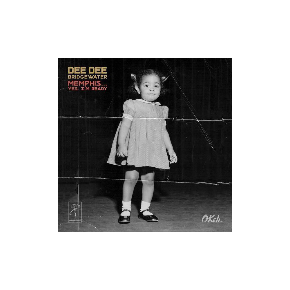 Dee Dee Bridgewater Memphis Yes I M Ready Cd