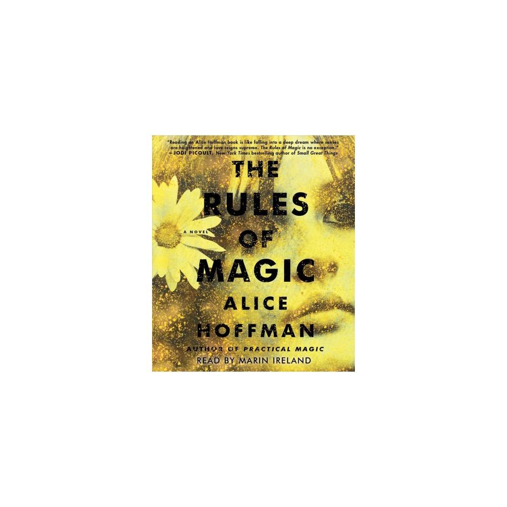 Rules of Magic - Unabridged by Alice Hoffman (CD/Spoken Word)