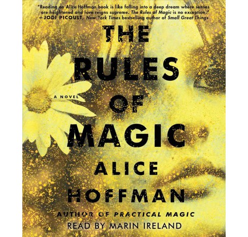 Rules of Magic -  Unabridged by Alice Hoffman (CD/Spoken Word) - image 1 of 1