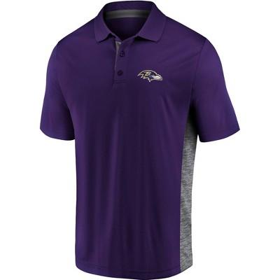 NFL Baltimore Ravens Men's Spectacular Polo Shirt