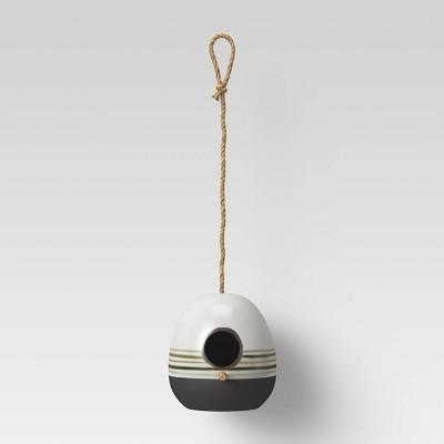 Ceramic Bird House - Smith & Hawken™