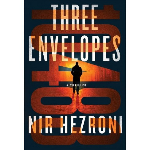 Three Envelopes -  by Nir Hezroni (Hardcover) - image 1 of 1