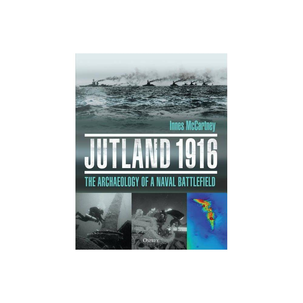 Jutland 1916 By Innes Mccartney Hardcover