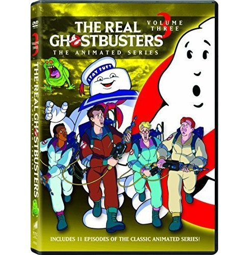 The Real Ghostbusters -Volume 3 (DVD) - image 1 of 1