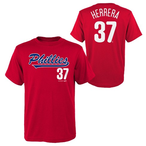 MLB Philadelphia Phillies Youth Name & Number T-Shirt - image 1 of 3