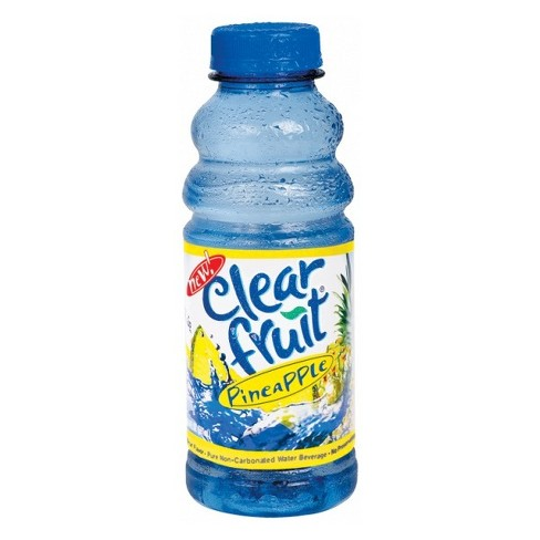 Clearfruit Pineapple Flavored Water - 20 fl oz Bottle - image 1 of 1