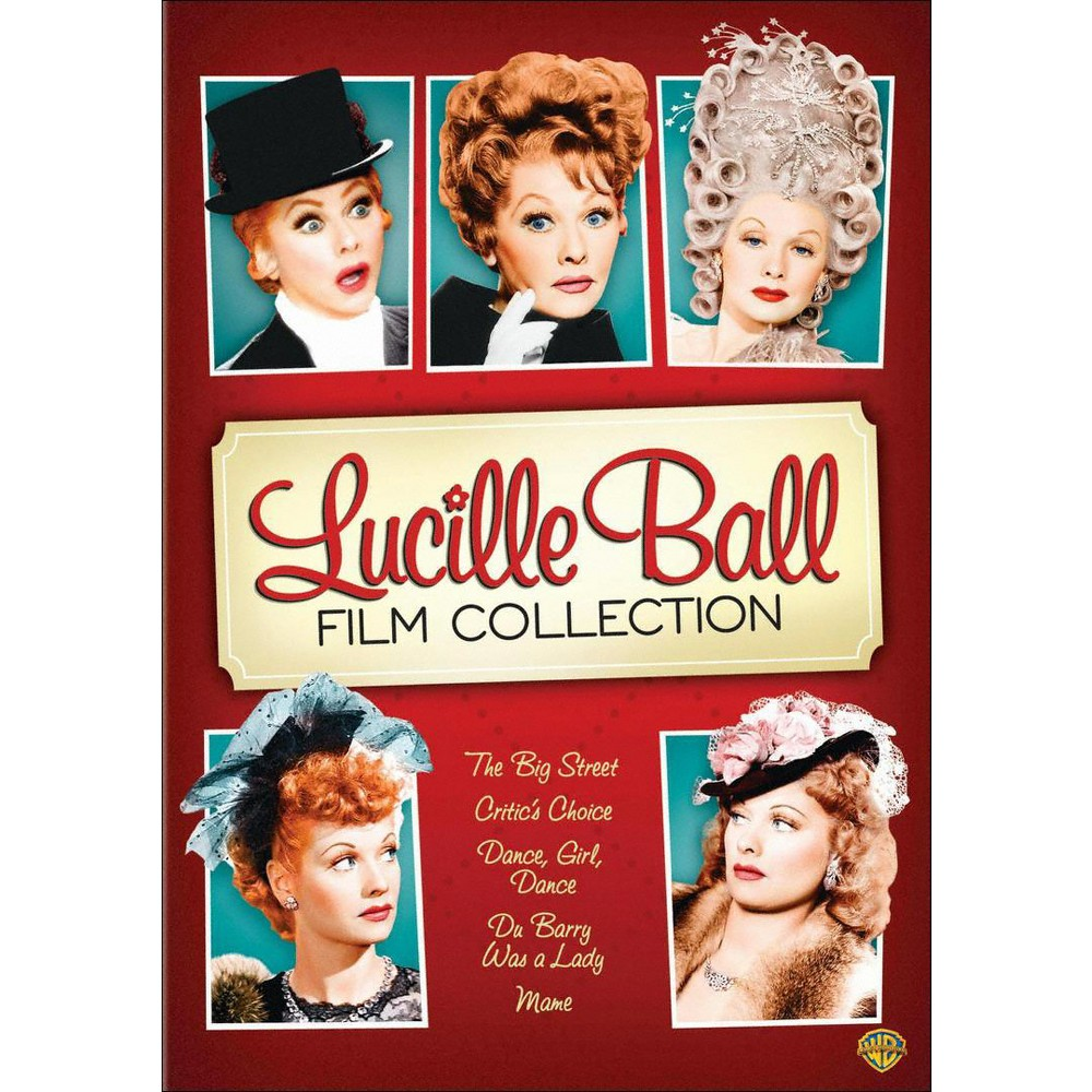 Lucille Ball Film:Collection (Dvd)
