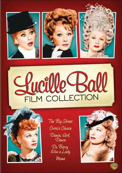 Lucille ball film:Collection (DVD) - image 1 of 1