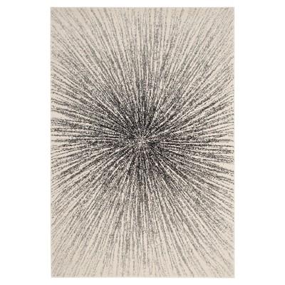 Evoke Rug - Black/Ivory - (8'x10')- Safavieh