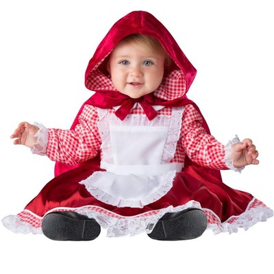 InCharacter Lil' Red Riding Hood Infant Costume