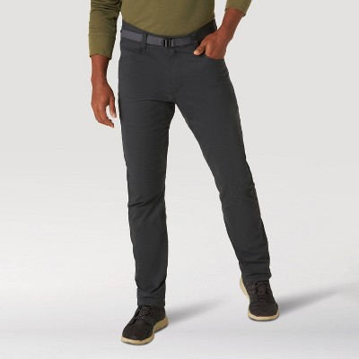 Wrangler Men's ATG Slim Fit Synthetic Trail Jogger Pants