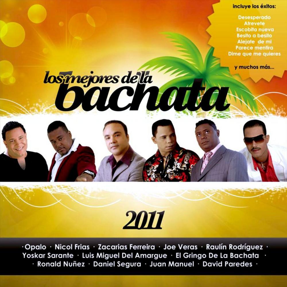 Various - Los mejores de la bachata 2011 (CD)