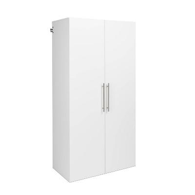 Hangups Wardrobe Cabinet White - Prepac
