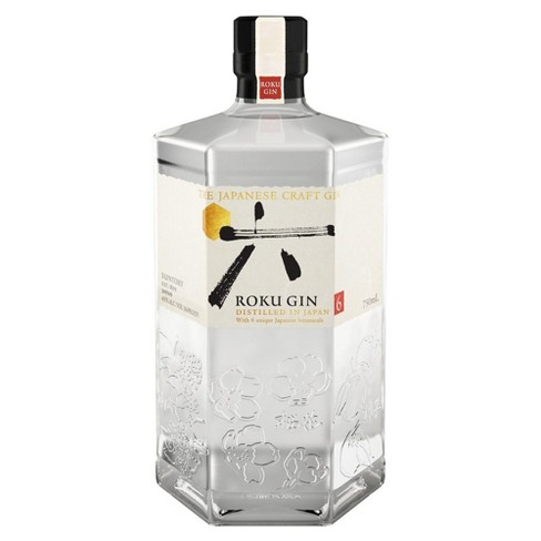Roku Gin - 750ml Bottle - image 1 of 1