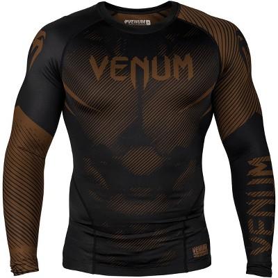 Venum No-Gi 2.0 Long Sleeve MMA Compression Rashguard
