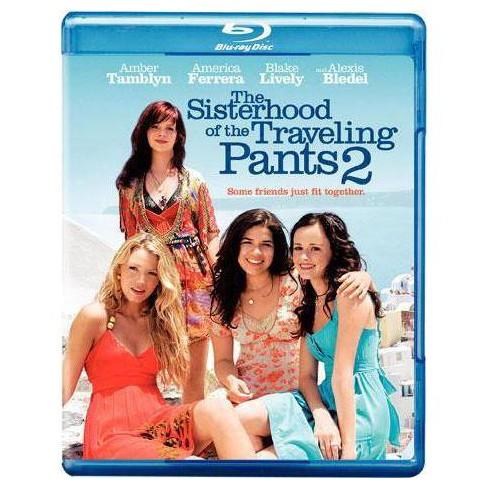 The Sisterhood of the Traveling Pants 2 (Blu-ray)(2008) - image 1 of 1