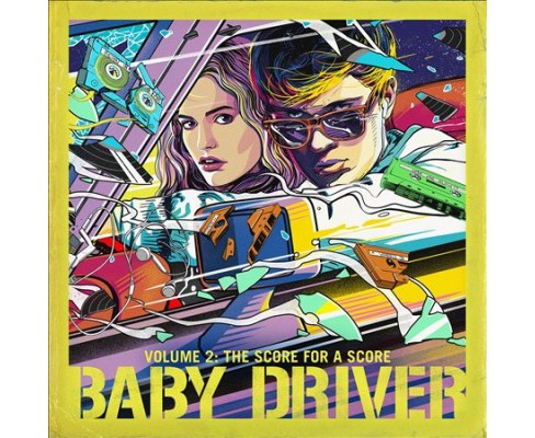Various - Baby Driver Volume 2:Score (Ost) (CD) - image 1 of 1