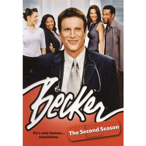 Becker: The Second Season (DVD) - image 1 of 1
