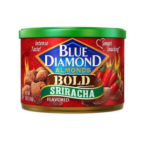 Blue Diamond Bold Sriracha Almonds - 6oz - image 1 of 4