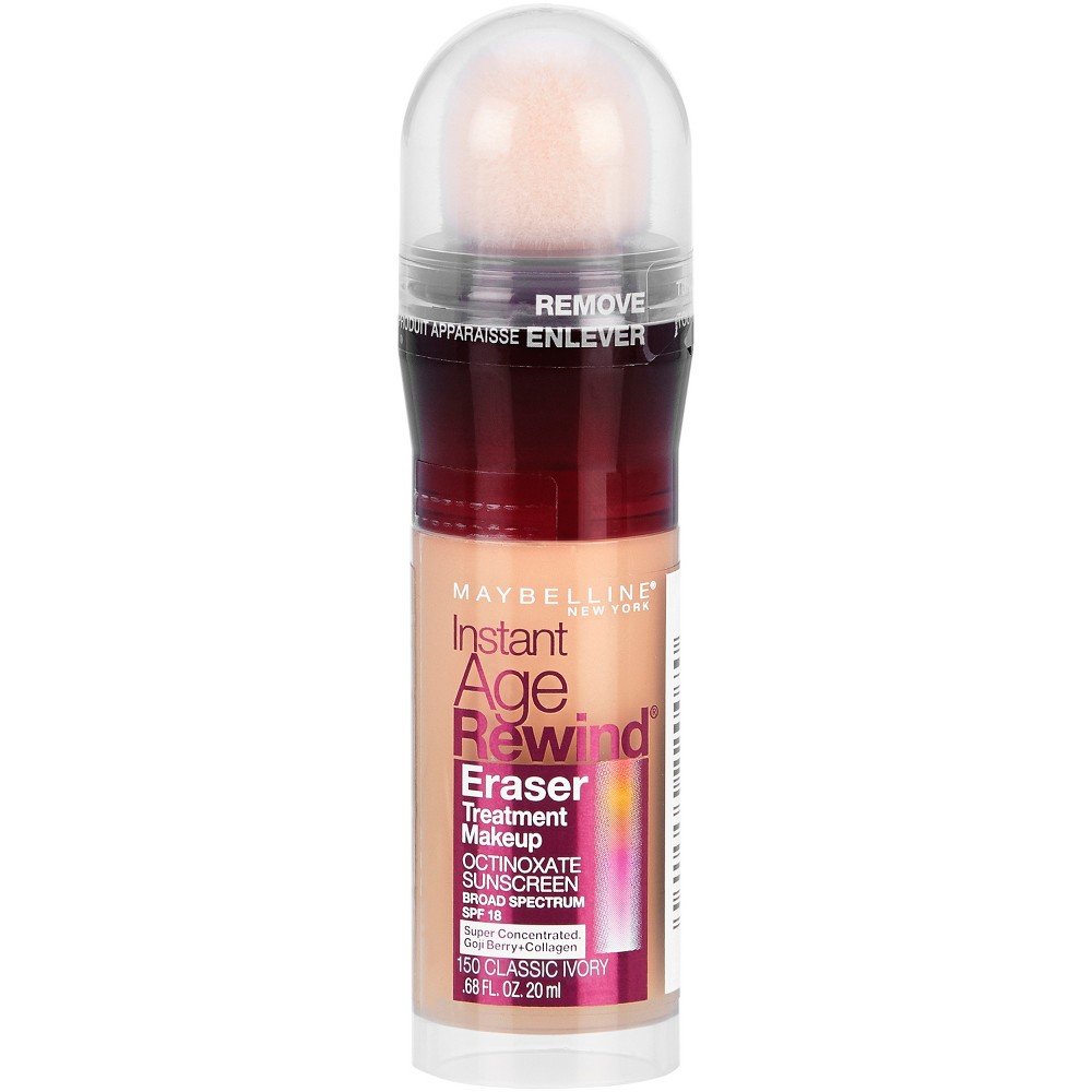 Maybelline Instant Age Rewind Eraser Treatment Makeup - 150 Classic Ivory