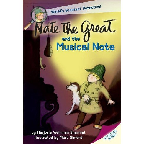Nate the Great and the Musical Note - (Nate the Great Detective Stories) (Paperback) - image 1 of 1